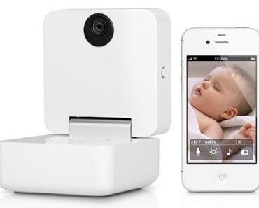 Withings ou le babyphone du futur