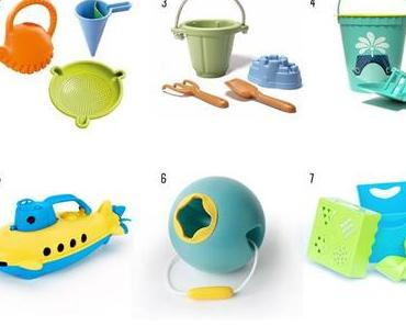Sélection jouets de plage : Top 10 !
