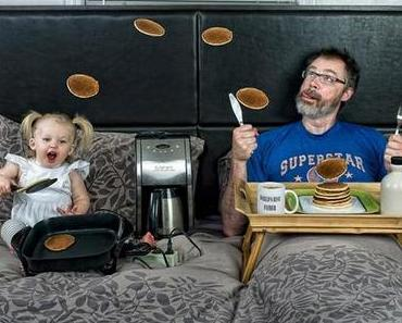 Une série de photos déjantées de Dave Engledow – world's best Father