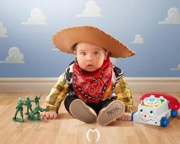 Photographies de bébé : de plus en plus spectaculaires !
