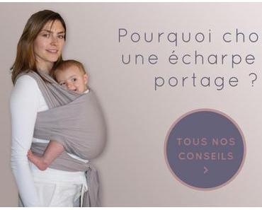 Pourquoi choisir une écharpe de portage bébé?