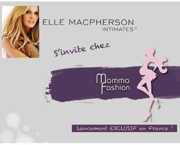 La ligne Maternité d'Elle MacPherson en exclu chez MammaFashion !