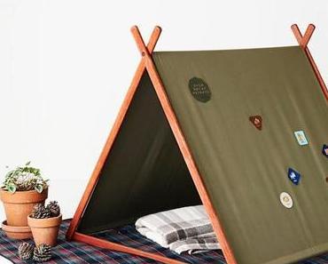 Les tentes et teepees les plus originaux pour enfants