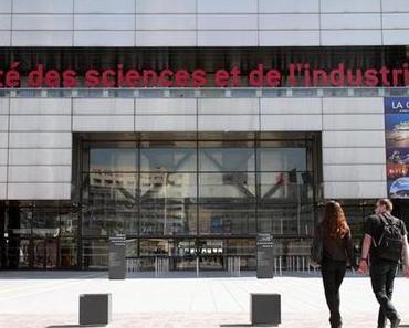 Cité des Sciences L'exposition Art robotique