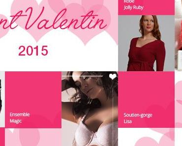 Idées cadeaux pour la St Valentin d'une future maman