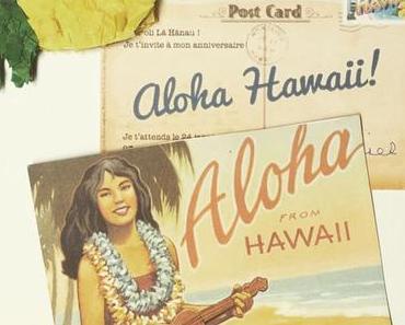 """La """"Hawaï Birthday Party"""" de Miss L"""