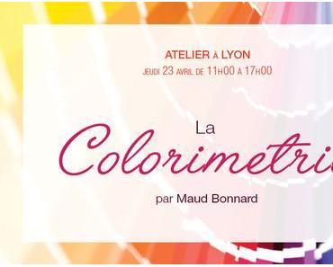 Atelier colorimétrie à Lyon