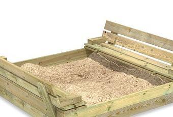 concours de l t gagnes un bac sable en bois pour amener un peu de la plage chez toi. Black Bedroom Furniture Sets. Home Design Ideas