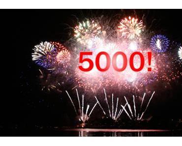 Fiesta des 5000 fans facebook : Les partenaires participants