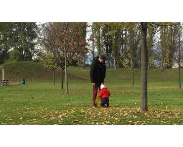 Un rituel d'automne en famille