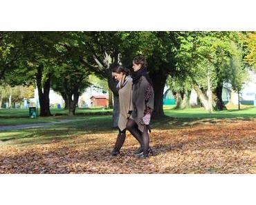 Ponchos, châles et manteaux, nos pièces préférées pour la saison