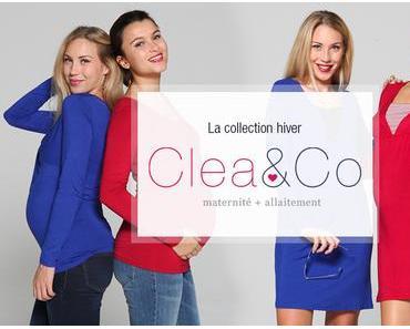 Passez l'hiver bien au chaud avec Clea & Co