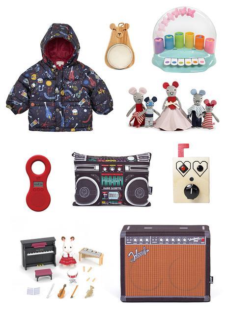 id es cadeaux pour les petits musiciens. Black Bedroom Furniture Sets. Home Design Ideas