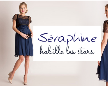 Séraphine habille les stars