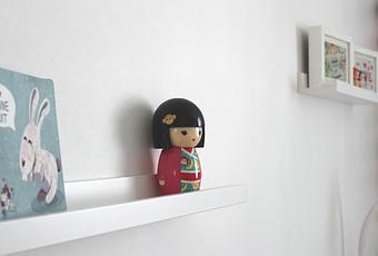 Fille ou gar on une jolie chambre de b b unisexe - Chambre bebe unisex ...