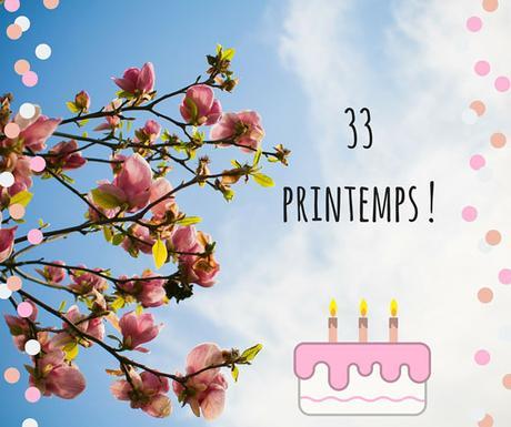 33 printemps, l'âge de raison ?
