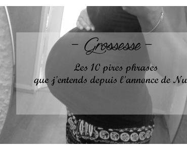Ces 10 phrases que j'entends non stop depuis l'annonce de ma grossesse