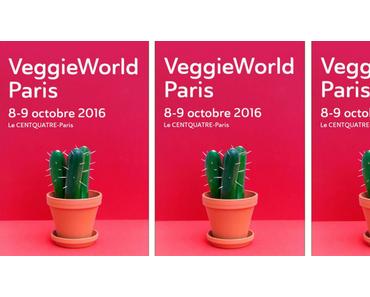 Enceinte et végétalienne: Rendez vous au salon Veggie World à Paris!