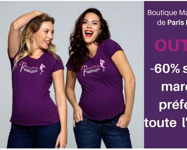 Découvrez le 1er Outlet de vêtements de grossesse à Paris!