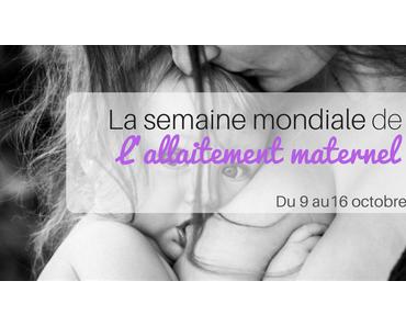 La semaine mondiale de l'allaitement à Paris