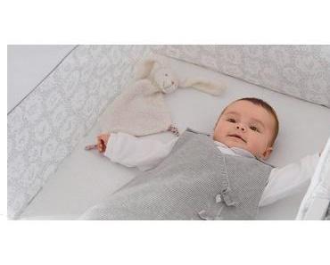 Bébé gigoteuse jusqu'à quel âge ?