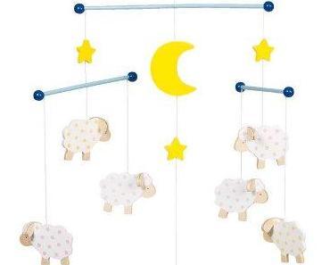 Trouver un mobile bébé : notre sélection à moins de 20€