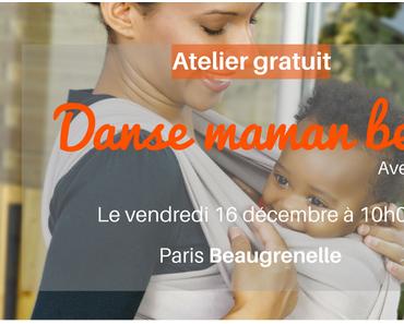 Atelier découverte : Danse maman bébé
