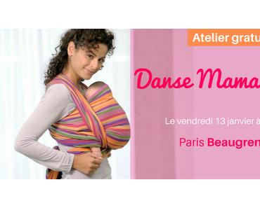 Partagez un moment de complicité avec votre bébé grâce à la Danse maman bébé !