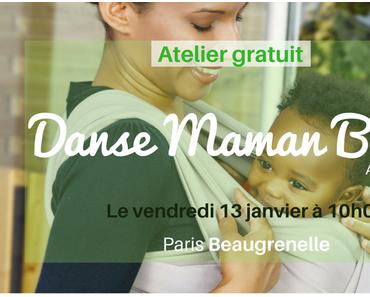 Découvrez une activité physique et ludique: La danse Maman bébé