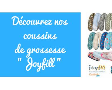 Les coussins de grossesse «Joyfill»