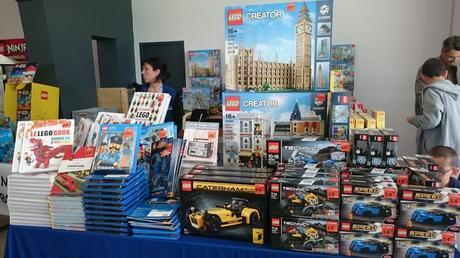 Lego MOC – Exposition Briqu'expo à Lyon
