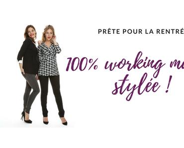 Prête pour la rentrée : 100% working mamma stylée