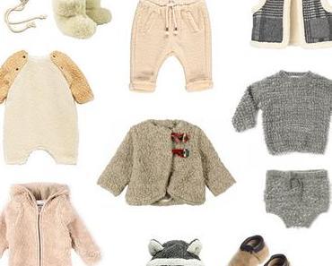 Les vêtements en peluche