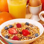 petit-déjeuener