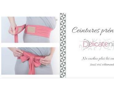 Ceintures prénatales : ne cachez plus les ceintures sous vos vêtements