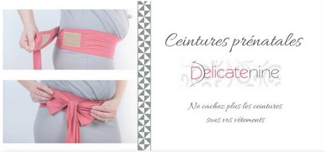 ceintures prénatales