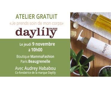 Enceinte, succombez aux soins Daylily