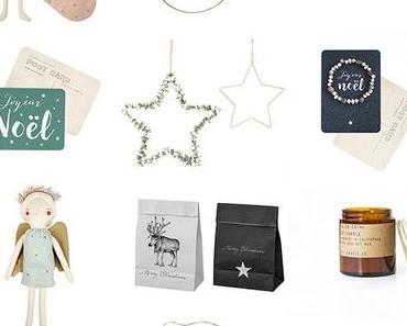 Les Cadeaux de Noël chez Le Joli Shop