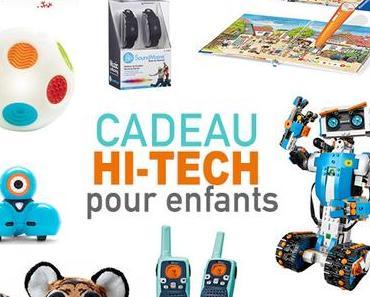 Les cadeaux hi-tech pour bébés et enfants