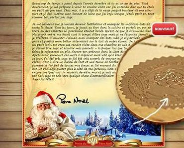 Comment recevoir une lettre personnalisée du père noël (avec Elfisanta) ?