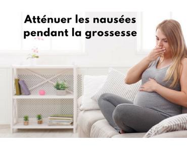 Atténuer les nausées pendant la grossesse