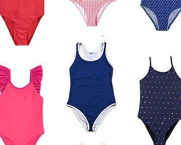Les maillots de bain pour les filles cet été