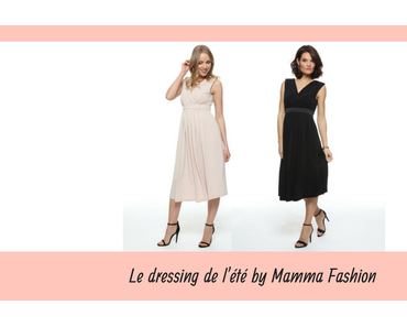 Le dressing de l'été by Mamma Fashion