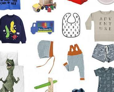 Les soldes éthique et ludique chez Kidshop