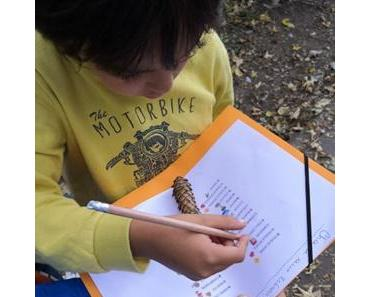 Chasse aux trésors d'automne { Activités pour enfants }