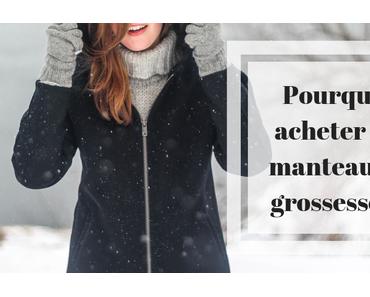 Pourquoi acheter un manteau de grossesse ?
