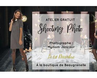 Atelier : Mamma Fashion vous offre un shooting photo gratuit !
