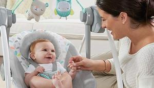 Balancelles électriques pour bébé notre avis