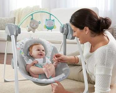 Balancelles électriques pour bébé : notre avis