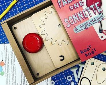 Jeu-concours Koa Koa, des kits DIY pour nos jeunes « Makers » !